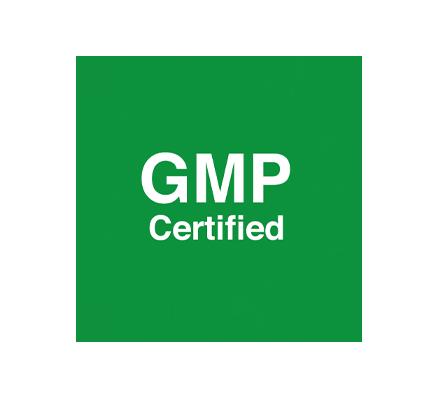 GMP certifieda